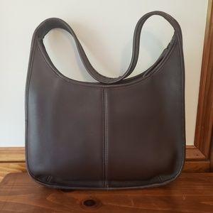 Vintage Coach Legacy Hobo Bag Chocolate Brown